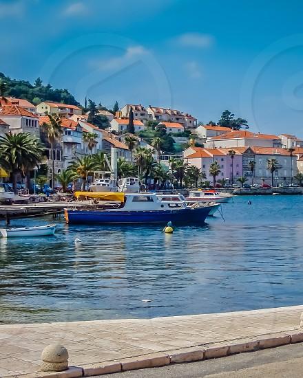 Croatian Harbor View photo