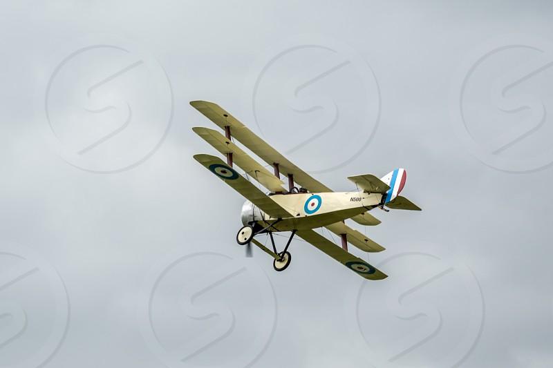 Great War Display Team - Sopwith Triplane photo