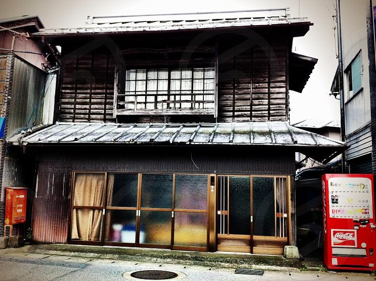 Japanese house photo