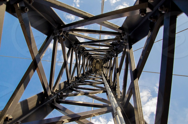 metal structure photo