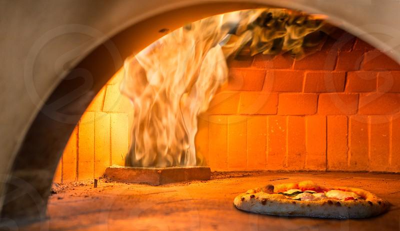 Declaration Pizza DC: Oven Brick photo