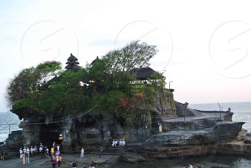 Tanah Lot Bali photo