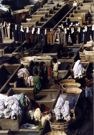 Mumbai - The washers photo