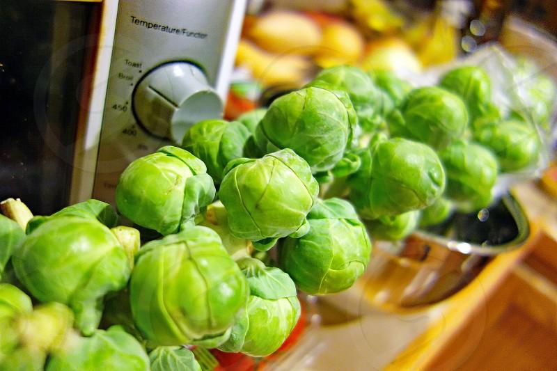 vegetable agriculture farmers market fresh green farm photo