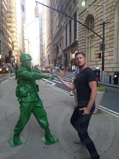 Army Men NYC photo