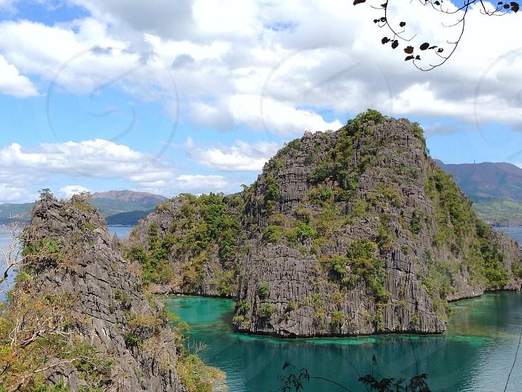 Kayangan Lake Philippines photo