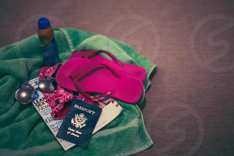 Bye-bye winter photo
