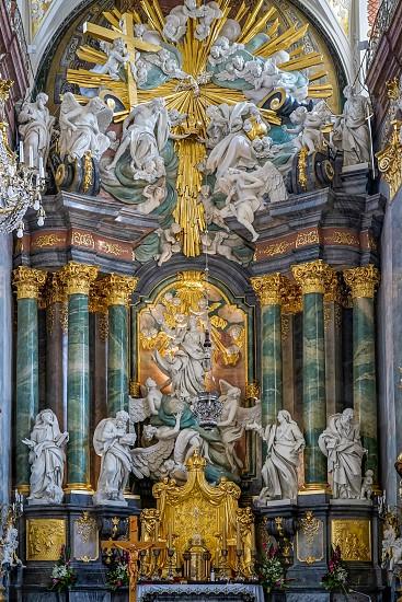 Jasna Gora Monastery in Czestochowa Poland photo