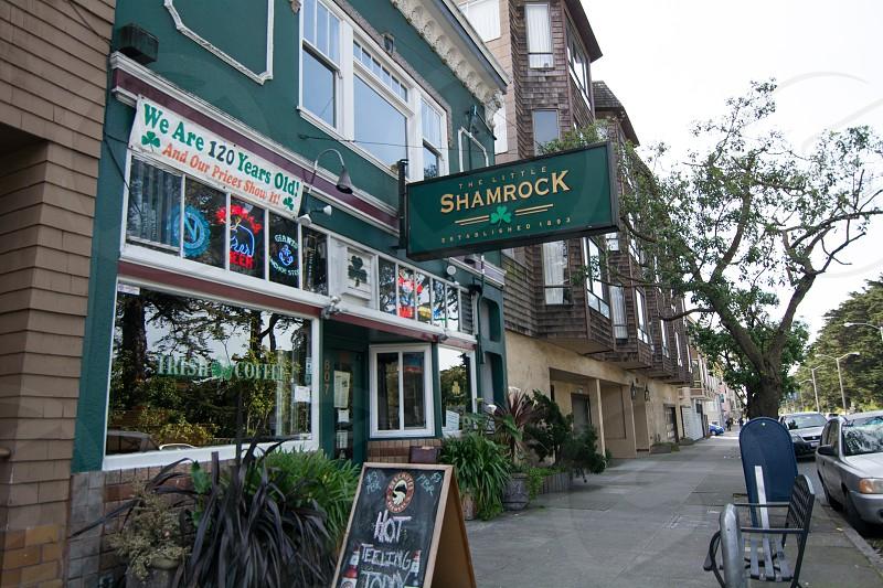 The Little Shamrock bar photo