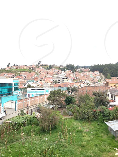 Ecuador - Cuena - Touristic city photo