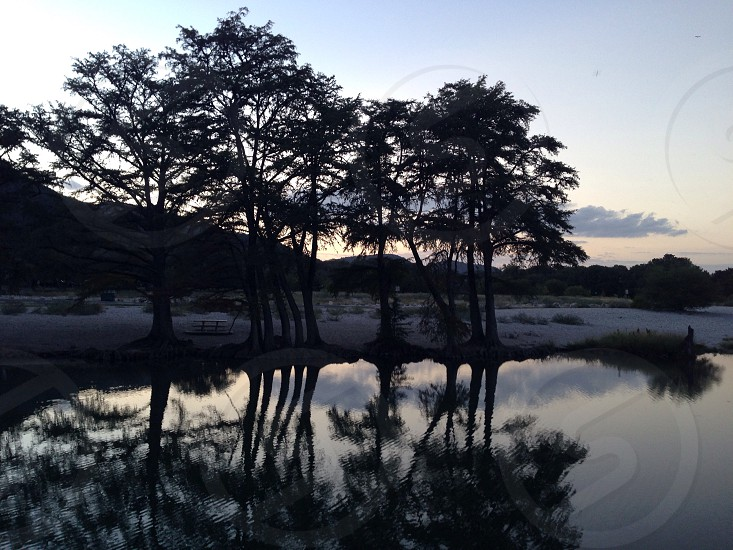 Frio River. Concan Tx photo