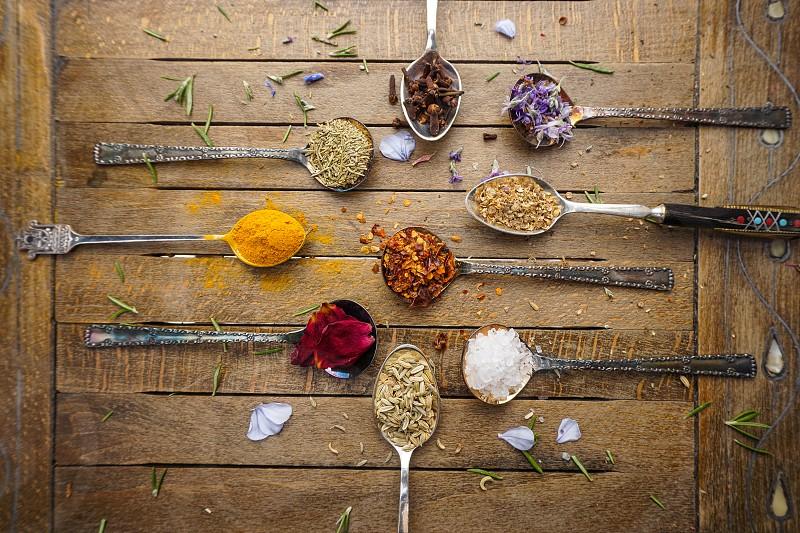 Spice Spoons photo