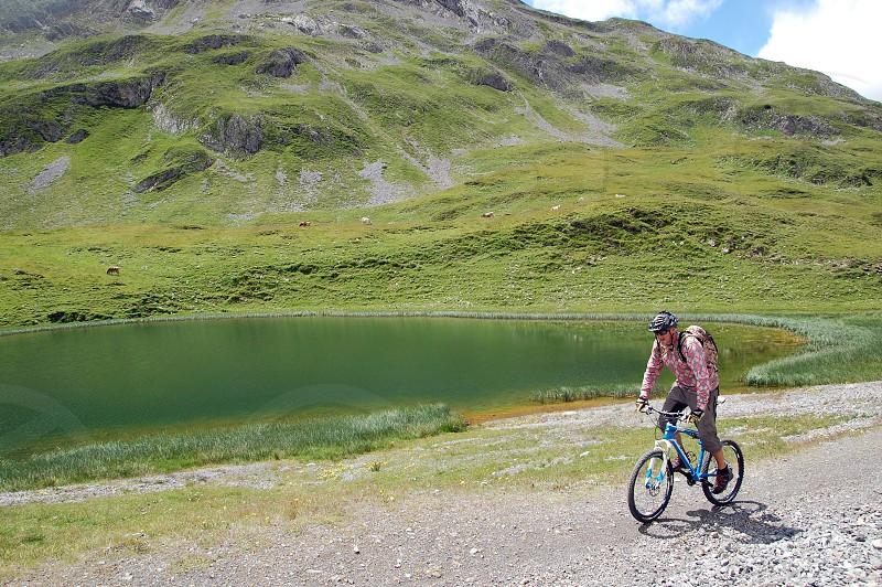 bike cycling mtb mountain bike photo