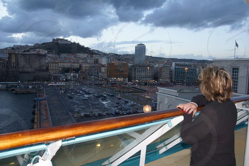 Naples Italy photo