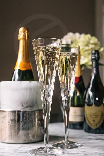 Sparkling Wine Champagne photo