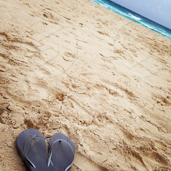 A Cancun beach.  photo
