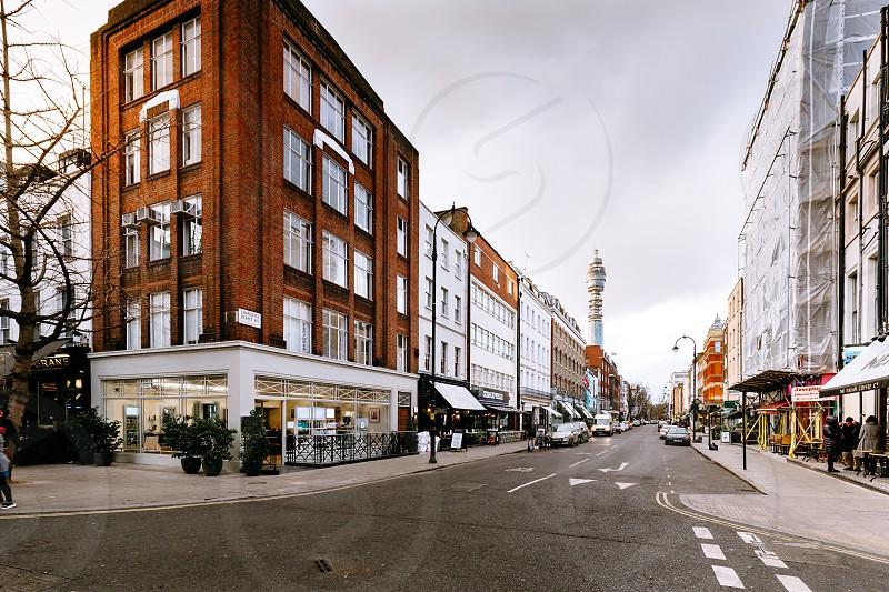 Charlotte Street Restaurants London photo