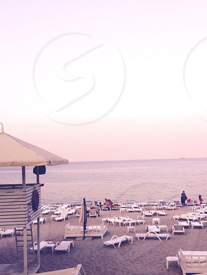seaside beach  photo