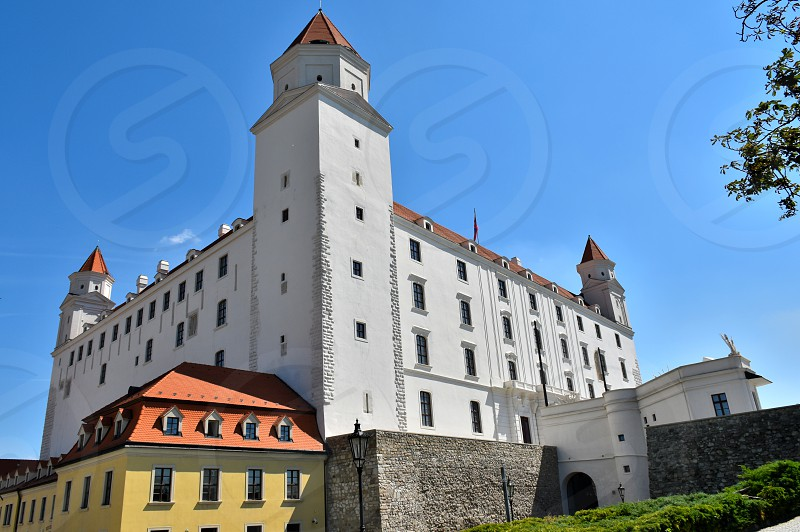 Bratislava Castle - Slovakia photo