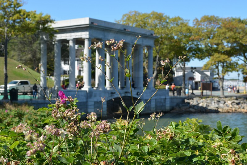 Plymouth Rock Plymouth Massachusetts  photo
