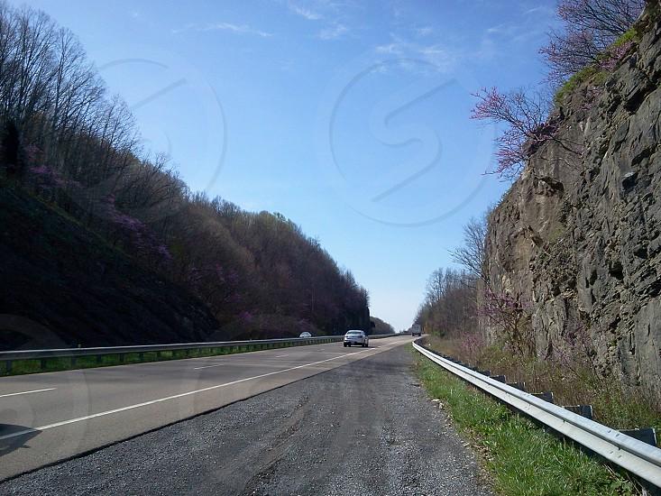 Southwest Virginia roadway photo
