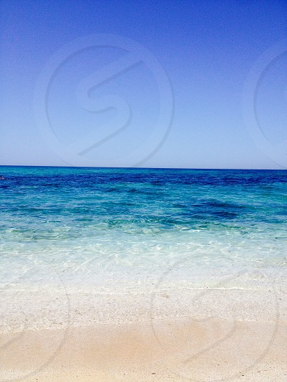 Blu mare di Sardegna is Arutas  photo