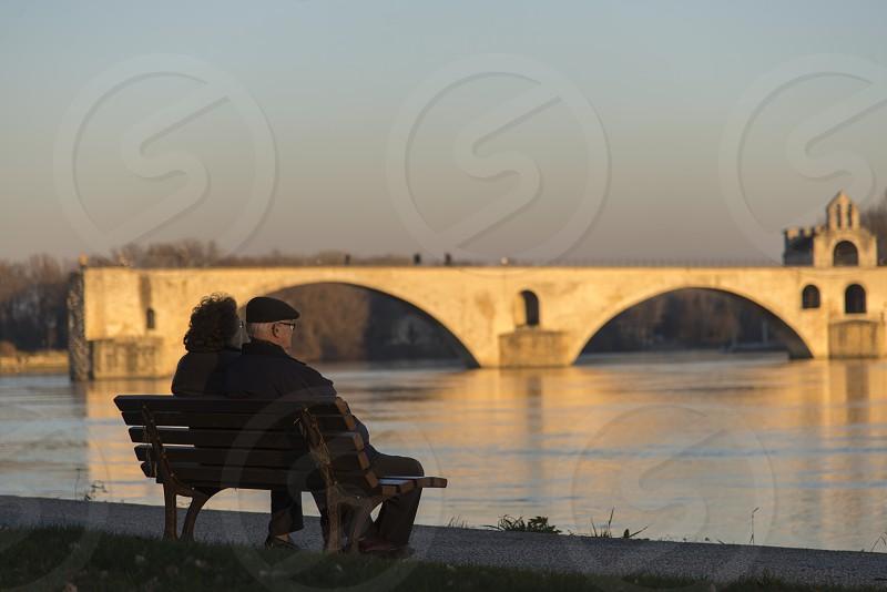 Avignon - Point d'avignon photo