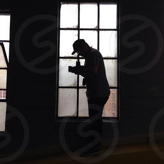 Taking a photo photo