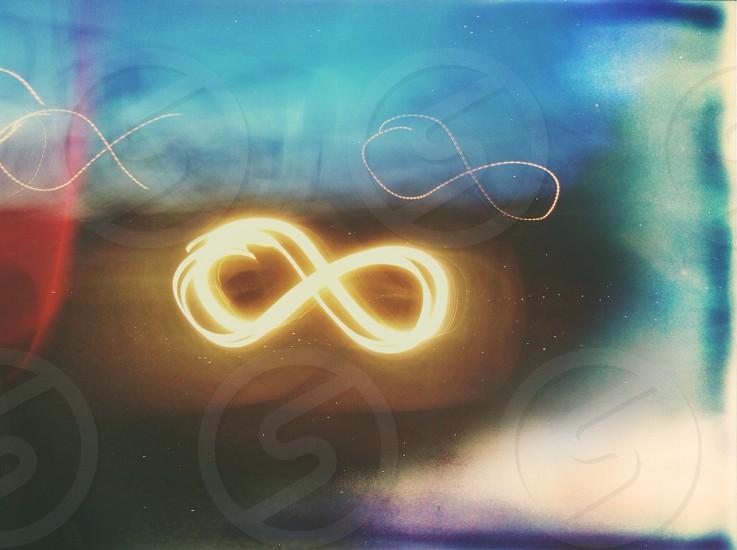 infinity symbol photo