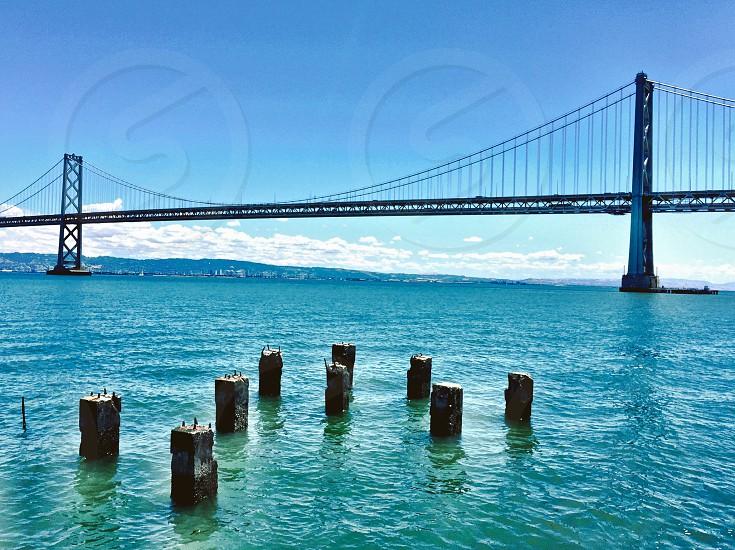 Bay Bridge San Francisco  photo