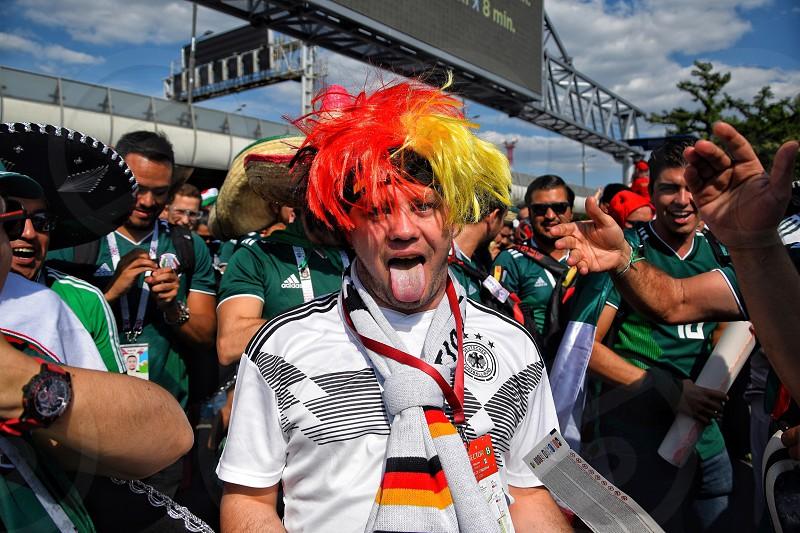 Germany fan  photo