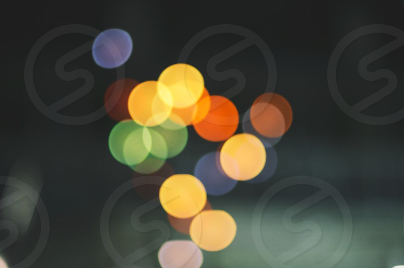 "Typical ""abstract"" bokeh shot. photo"
