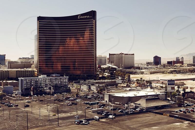Las Vegas Vegas Strip Encore Hotel Nevada USA photo