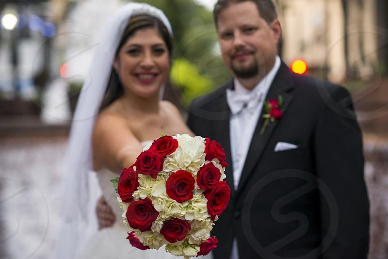 Wedding day photo photo
