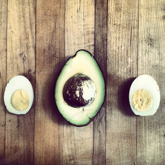 Eggs & Avocado  photo