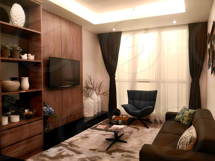 living room interior design photo