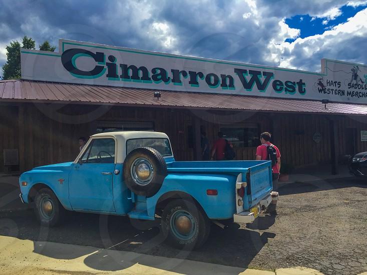 Pickup New Mexico  photo