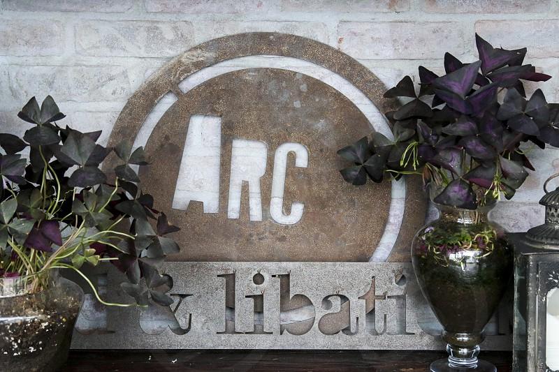 Interior sign at ARC photo