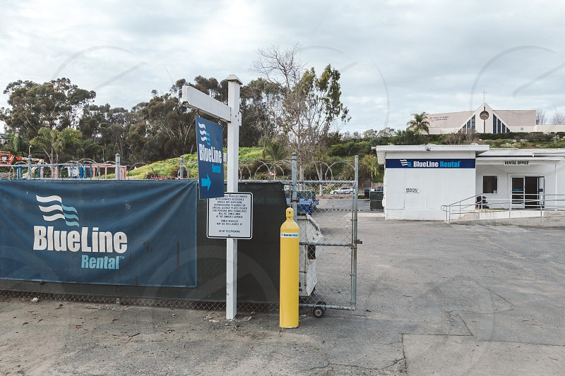 Blue Line - Oceanside CA photo