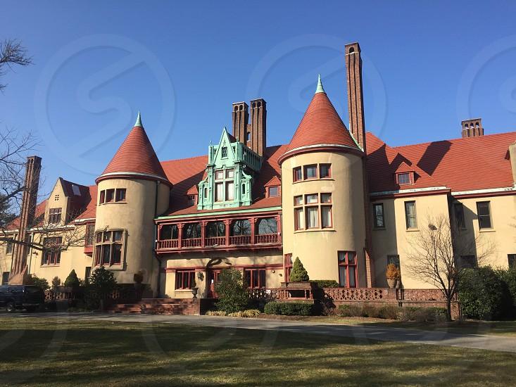 Gold Coast Long Island Huntington Coindre hall historic photo