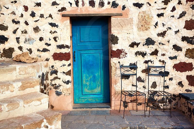 El Cotillo Fuerteventura at Canary Islands of Spain photo
