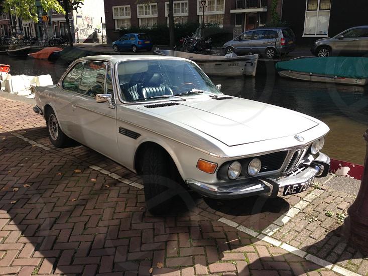 Classic BMW photo