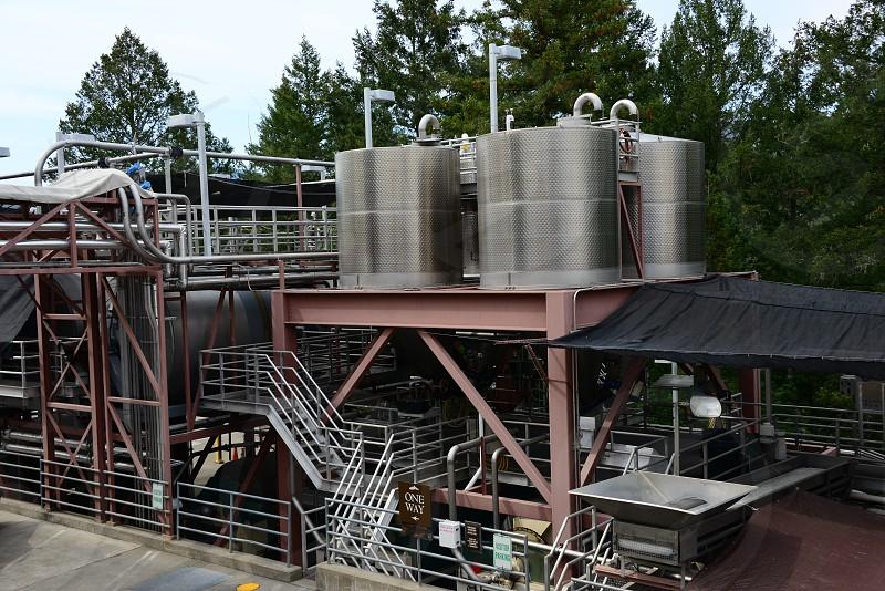 WineWine MakingProcessModernTechnologyNapa Valley photo