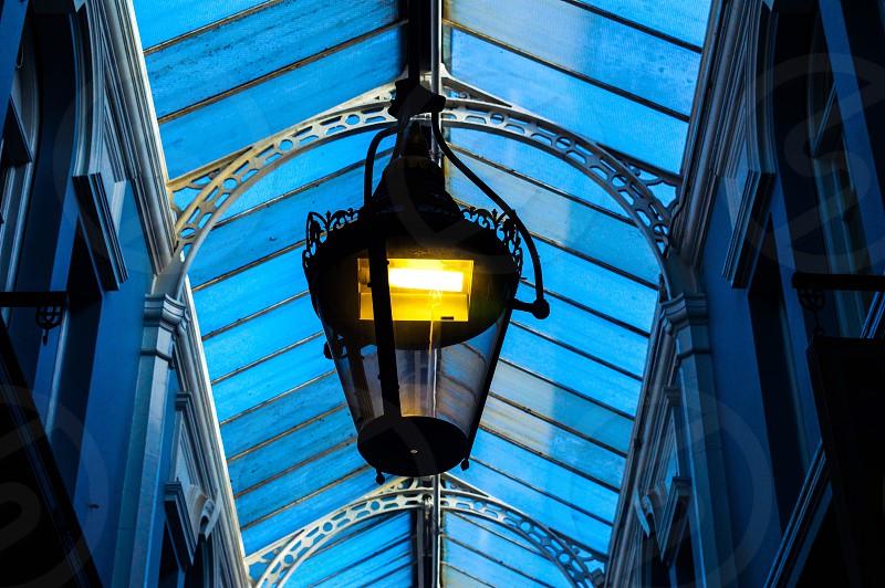 Lamp hanging  photo