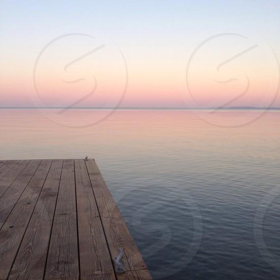 view of ocean photo