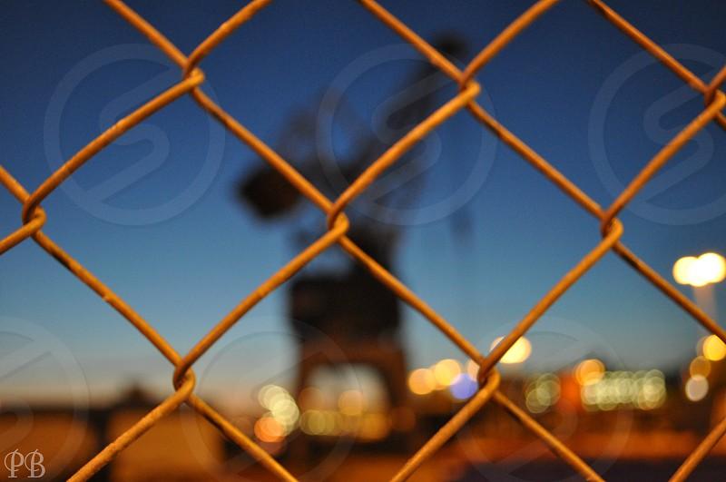 rusty cage photo