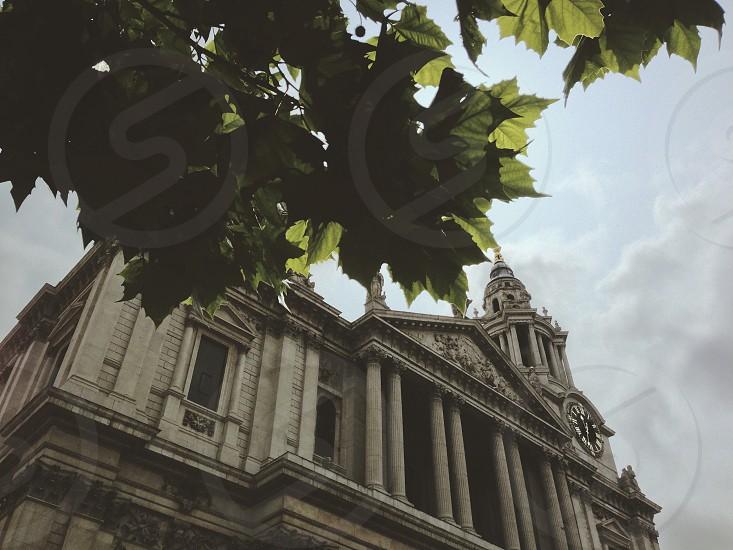 St. Paul's London.  photo