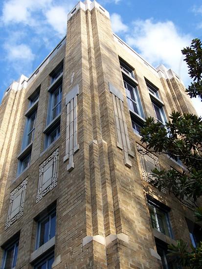 Corner building  photo