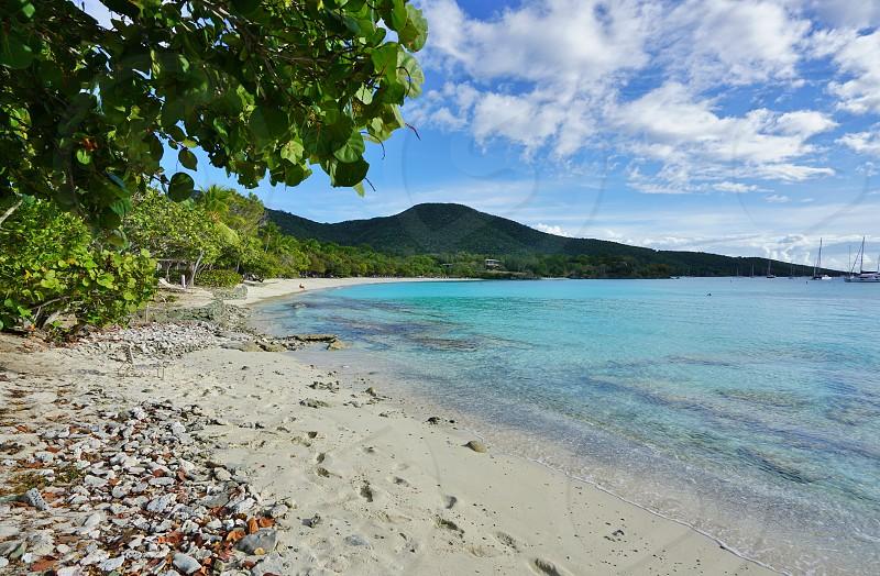 Saint John in the US Virgin Islands photo
