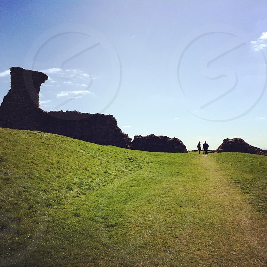 Hadleigh Castle England  photo
